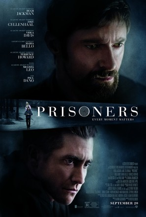 Prisoners - Movie Poster (thumbnail)