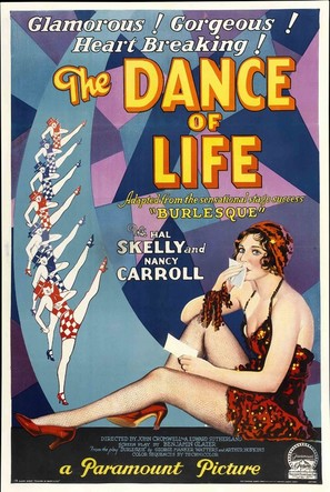 The Dance of Life - Movie Poster (thumbnail)