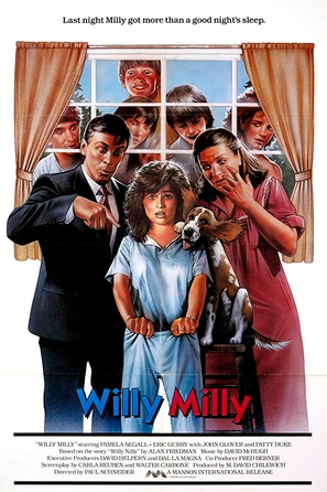 Willy/Milly - Movie Poster (thumbnail)