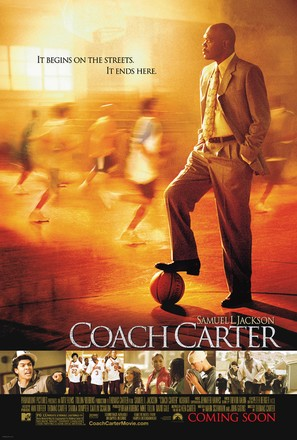 Coach Carter - Movie Poster (thumbnail)