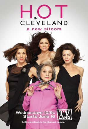 """Hot in Cleveland"" - Movie Poster (thumbnail)"