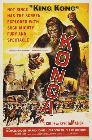 Konga - Movie Poster (thumbnail)