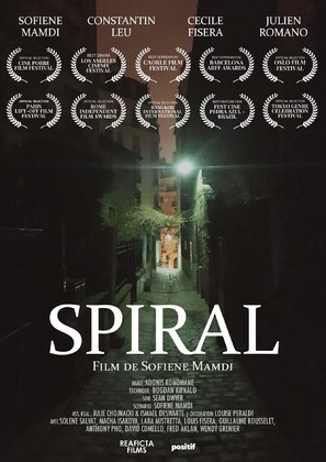 Spiral - French Movie Poster (thumbnail)