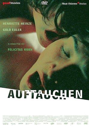 Auftauchen - German DVD cover (thumbnail)