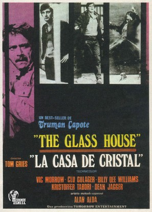 The Glass House - Spanish Movie Poster (thumbnail)