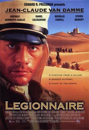 Legionnaire - Movie Poster (thumbnail)