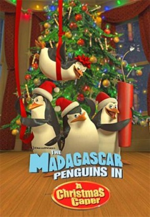 The Madagascar Penguins in: A Christmas Caper - Movie Poster (thumbnail)