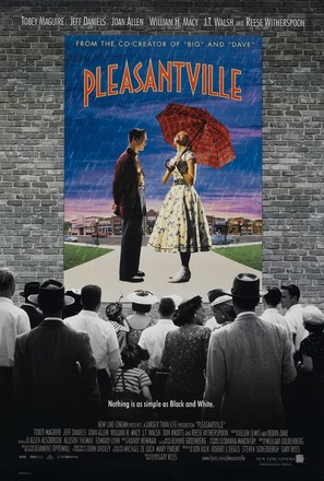 Pleasantville - Movie Poster (thumbnail)