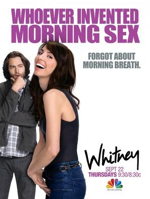 """""""Whitney"""" - Movie Poster (thumbnail)"""