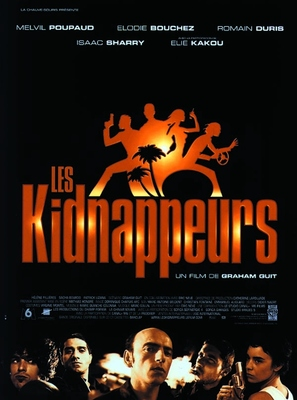 Les kidnappeurs - French Movie Poster (thumbnail)