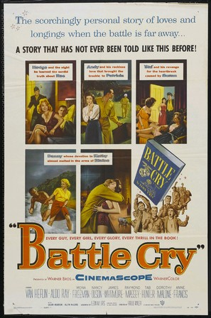 Battle Cry - Movie Poster (thumbnail)