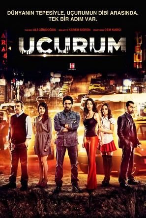 """Uçurum"" - Turkish Movie Poster (thumbnail)"