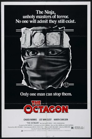 The Octagon - Movie Poster (thumbnail)