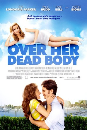 Over Her Dead Body - Movie Poster (thumbnail)