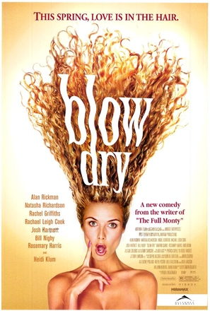 Blow Dry - Canadian Movie Poster (thumbnail)