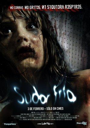 Sudor frío - Argentinian Movie Poster (thumbnail)
