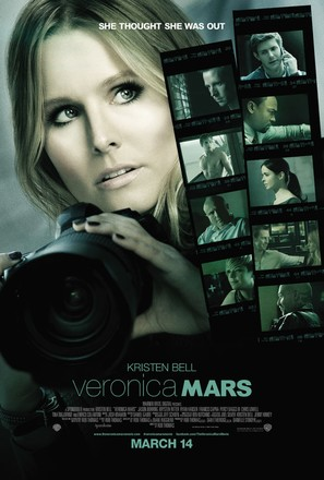 Veronica Mars - Theatrical poster (thumbnail)