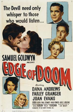 Edge of Doom - Movie Poster (thumbnail)