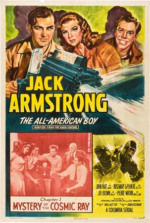 Jack Armstrong - Movie Poster (thumbnail)