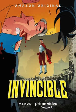 """""""Invincible"""" - Movie Poster (thumbnail)"""