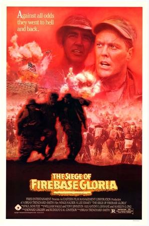 The Siege of Firebase Gloria - Movie Poster (thumbnail)