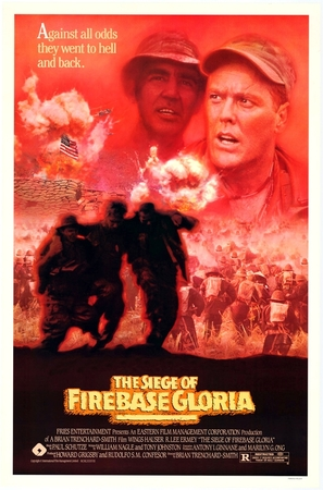 The Siege of Firebase Gloria - Movie Poster (thumbnail)