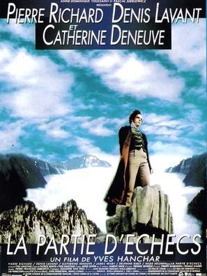La partie d'échecs - French Movie Poster (thumbnail)