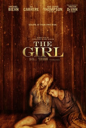 The Girl - Movie Poster (thumbnail)