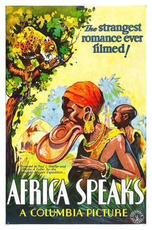 Africa Speaks! - Movie Poster (thumbnail)