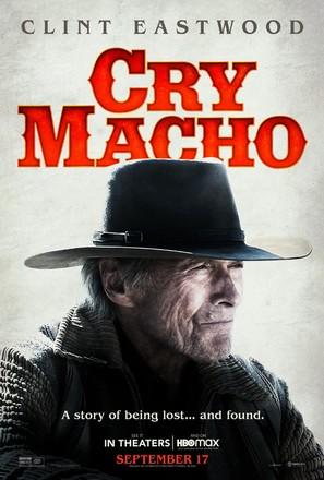 Cry Macho - Movie Poster (thumbnail)