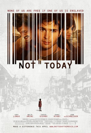 Not Today - Movie Poster (thumbnail)