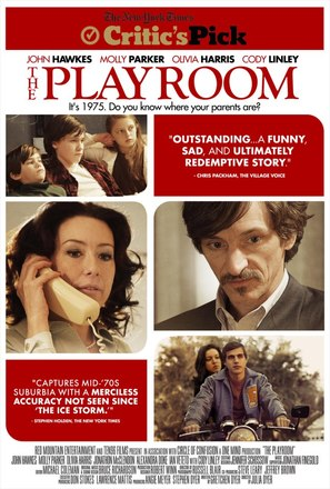 The Playroom - Movie Poster (thumbnail)