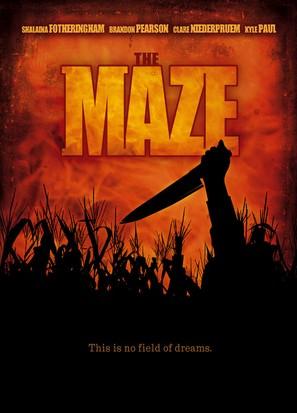 The Maze - Movie Poster (thumbnail)