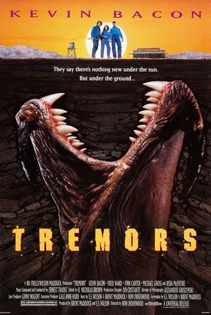 Tremors - Movie Poster (thumbnail)
