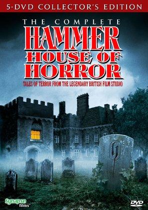 """""""Hammer House of Horror"""" - DVD cover (thumbnail)"""