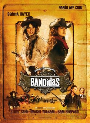 Bandidas - Movie Poster (thumbnail)