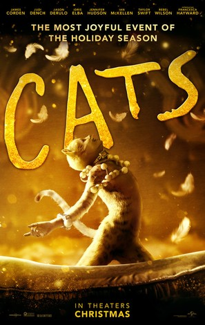 Cats - Movie Poster (thumbnail)