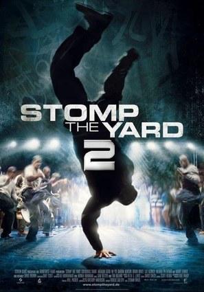 Stomp the Yard 2: Homecoming - German Movie Poster (thumbnail)