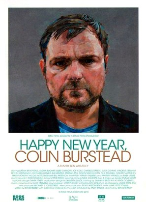 Happy New Year, Colin Burstead. - British Movie Poster (thumbnail)