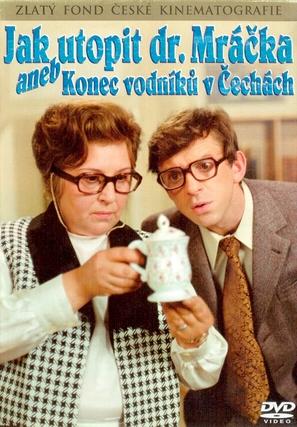 Jak utopit doktora Mrácka aneb Konec vodniku v Cechách - Czech Movie Cover (thumbnail)