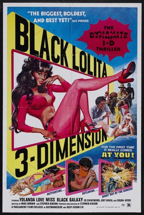 Black Lolita - Movie Poster (thumbnail)