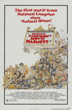 National Lampoon Goes to the Movies - Movie Poster (thumbnail)