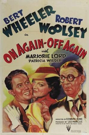 On Again-Off Again - Movie Poster (thumbnail)