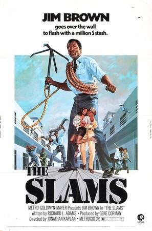 The Slams - Movie Poster (thumbnail)