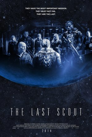 The Last Scout - Movie Poster (thumbnail)