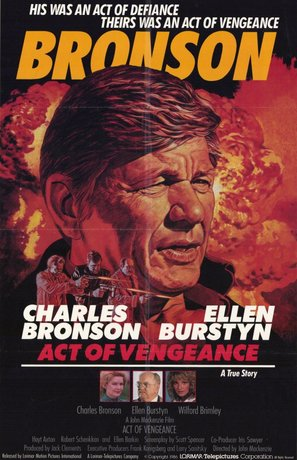 Act of Vengeance - Movie Poster (thumbnail)