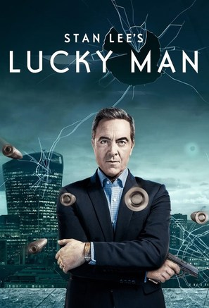 """Stan Lee's Lucky Man"" - British Movie Poster (thumbnail)"