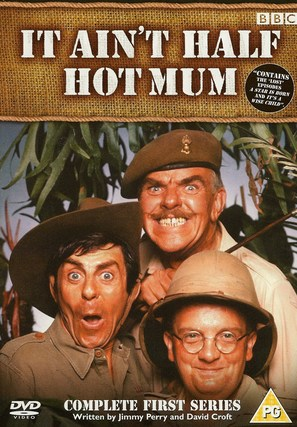 """It Ain't Half Hot Mum"" - British Movie Cover (thumbnail)"