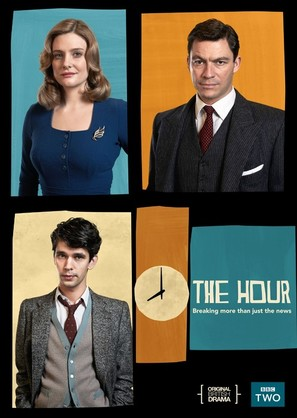 """The Hour"" - British Movie Poster (thumbnail)"
