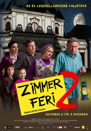 Zimmer Feri 2. - Hungarian Movie Poster (thumbnail)